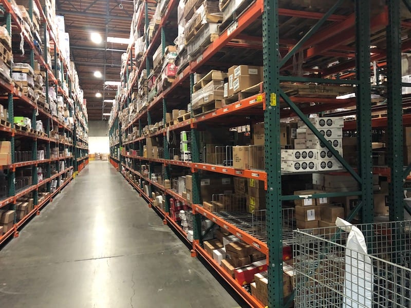 Denver Used Warehouse Equipment Sale