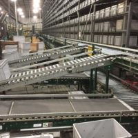 Charlotte Multishuttle with Conveyor