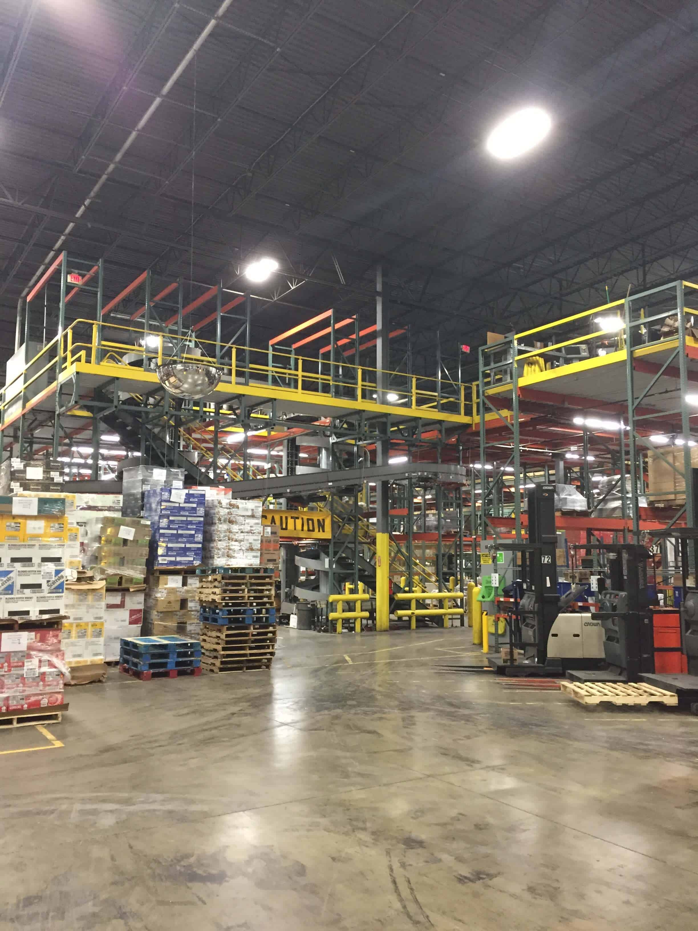 is your warehouse set up to succeed