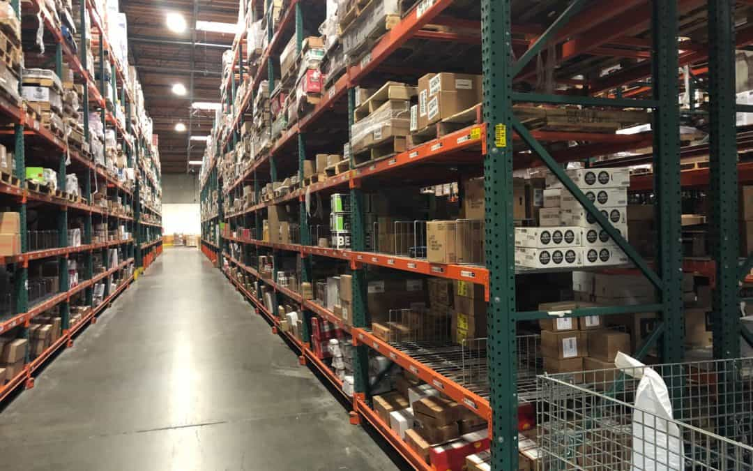 Sell pallet racking in Lexington, KY