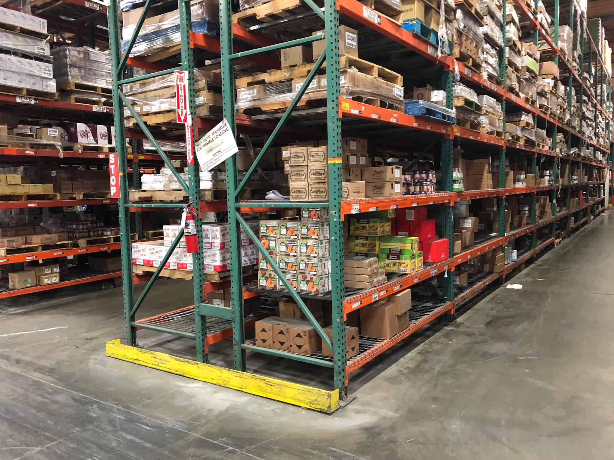 Grand Rapids used warehouse equipment sale