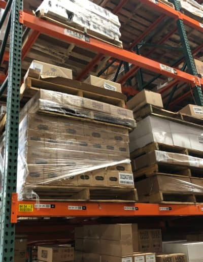 Seattle used pallet racking sale