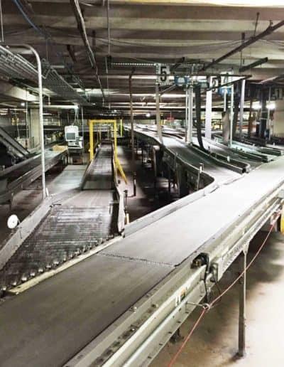 Power Conveyor - Merge