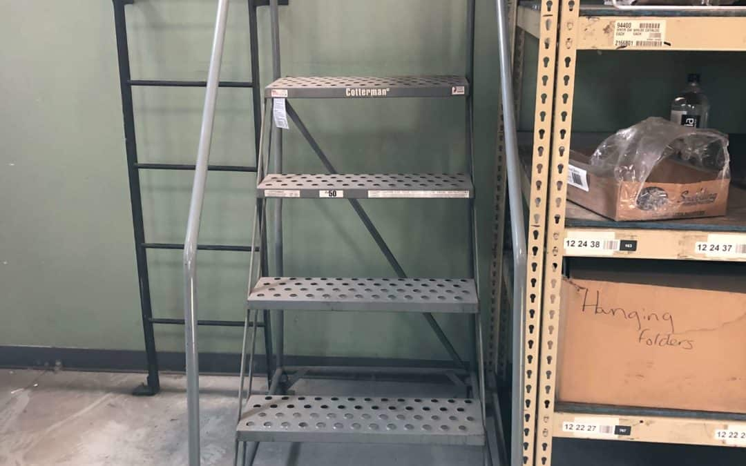 Should You Invest in Rolling Ladders?