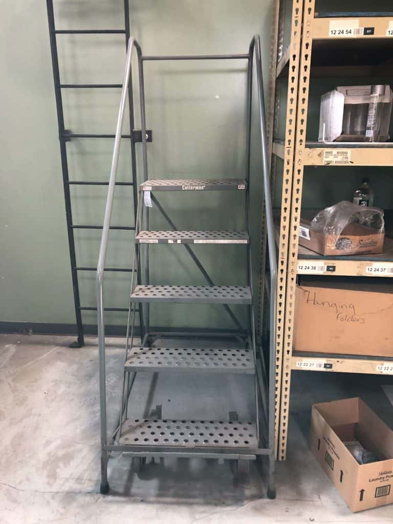 should you invest in rolling ladders