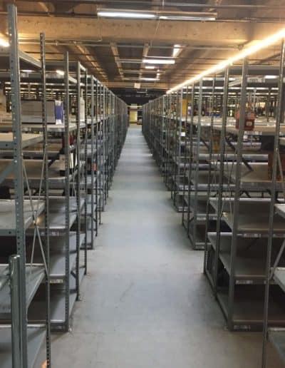 Steel Shelving - Pick Mod 1