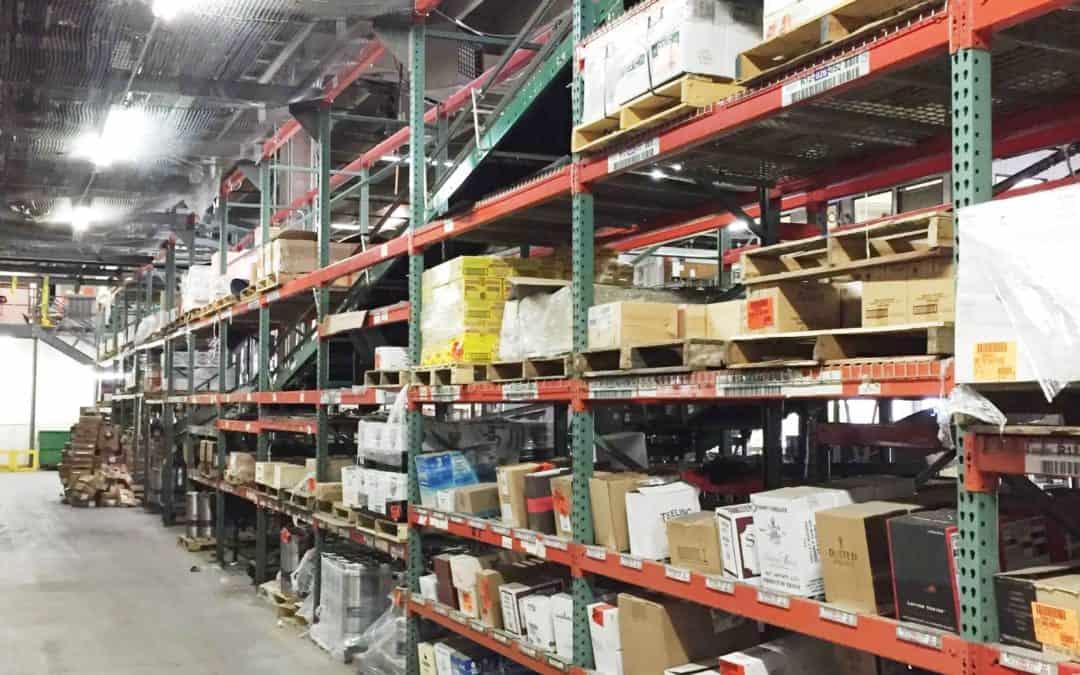 Warehouse liquidations in Salt Lake City, UT