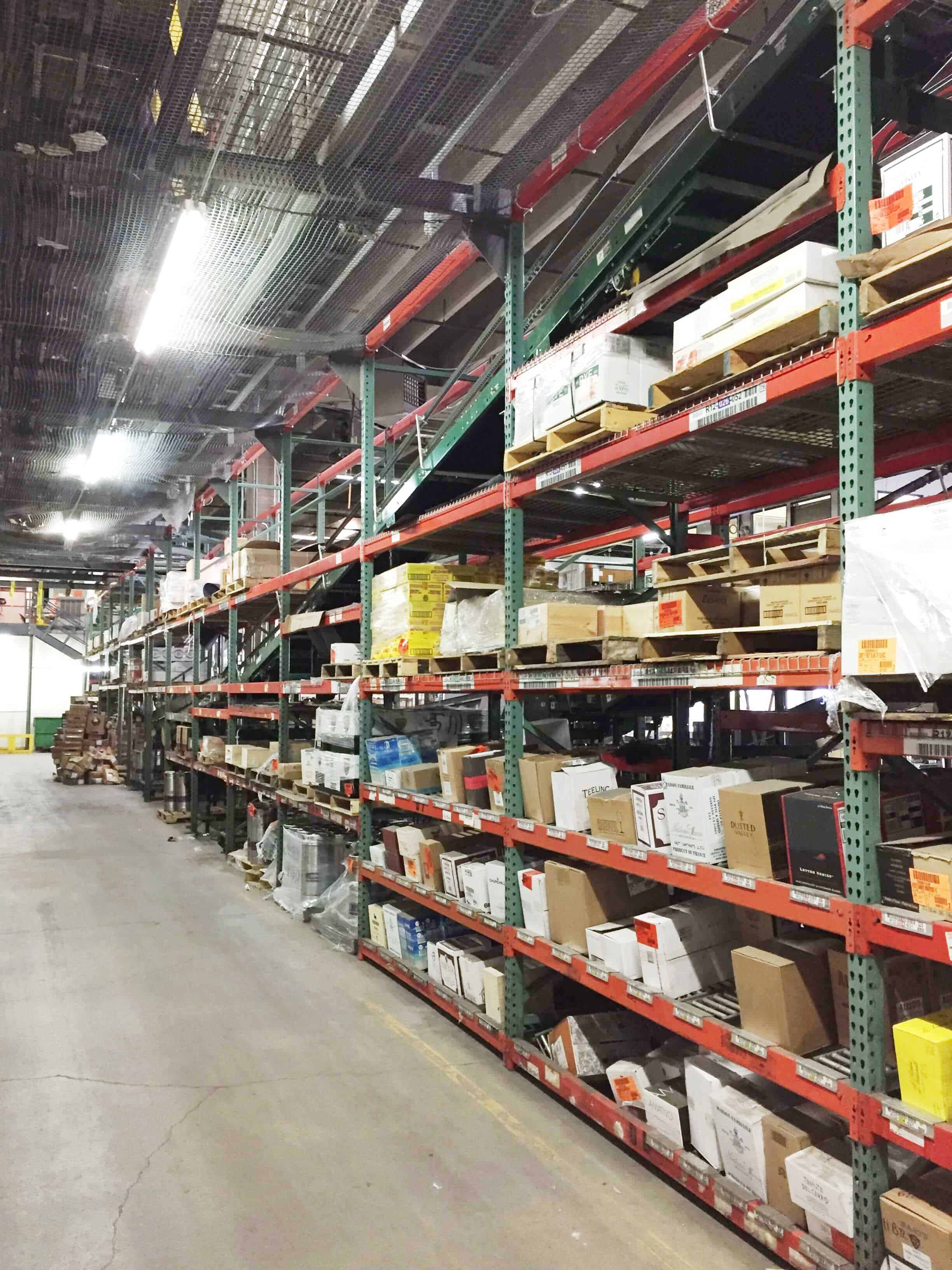 Warehouse Liquidation in Denver