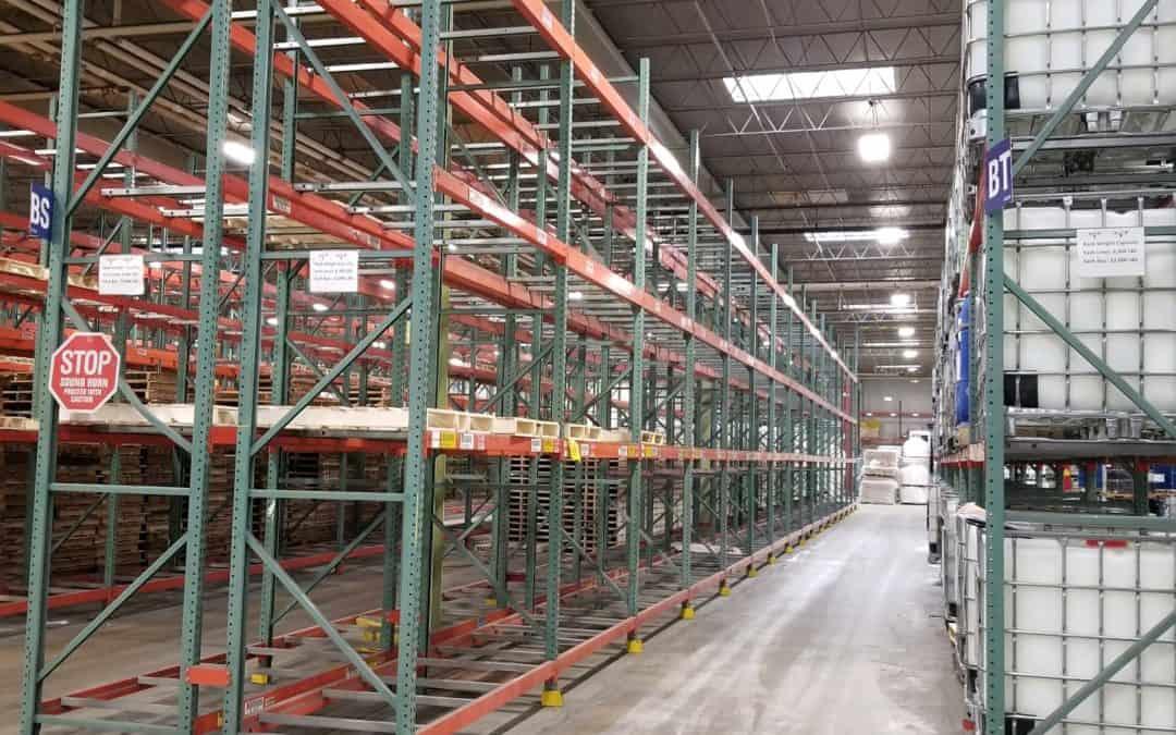 Sell used pallet racks in Denver, CO