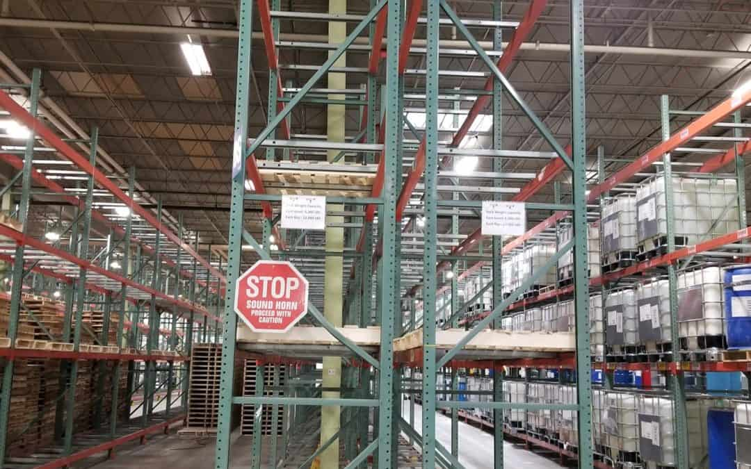 Sell pallet racking in Hebron, KY