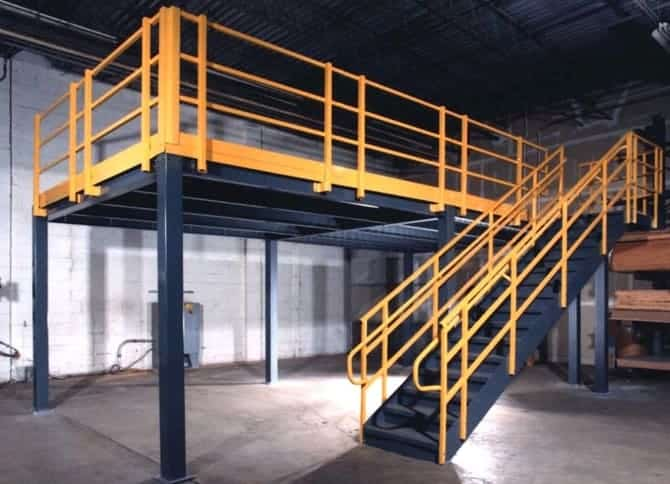 What You Need to Know About Warehouse Mezzanines