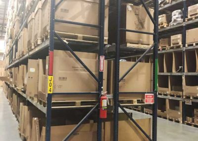 sell pallet racking columbus, OH