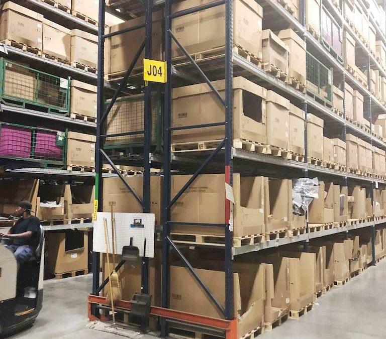 Buy used warehouse equipment in Birmingham, AL