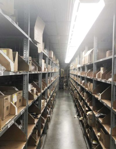 don't fall behind in the warehouse industry