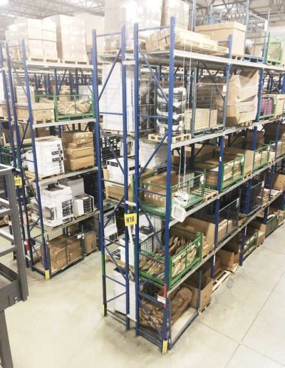 buy used warehouse equipment