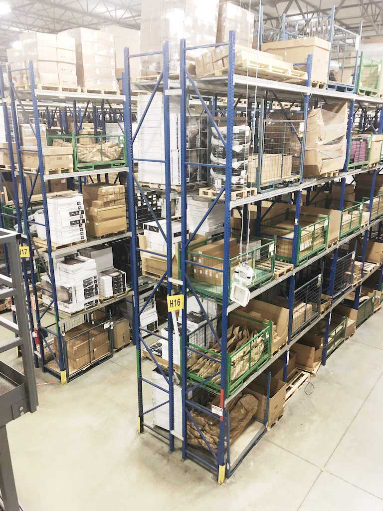 buy used warehouse equipment