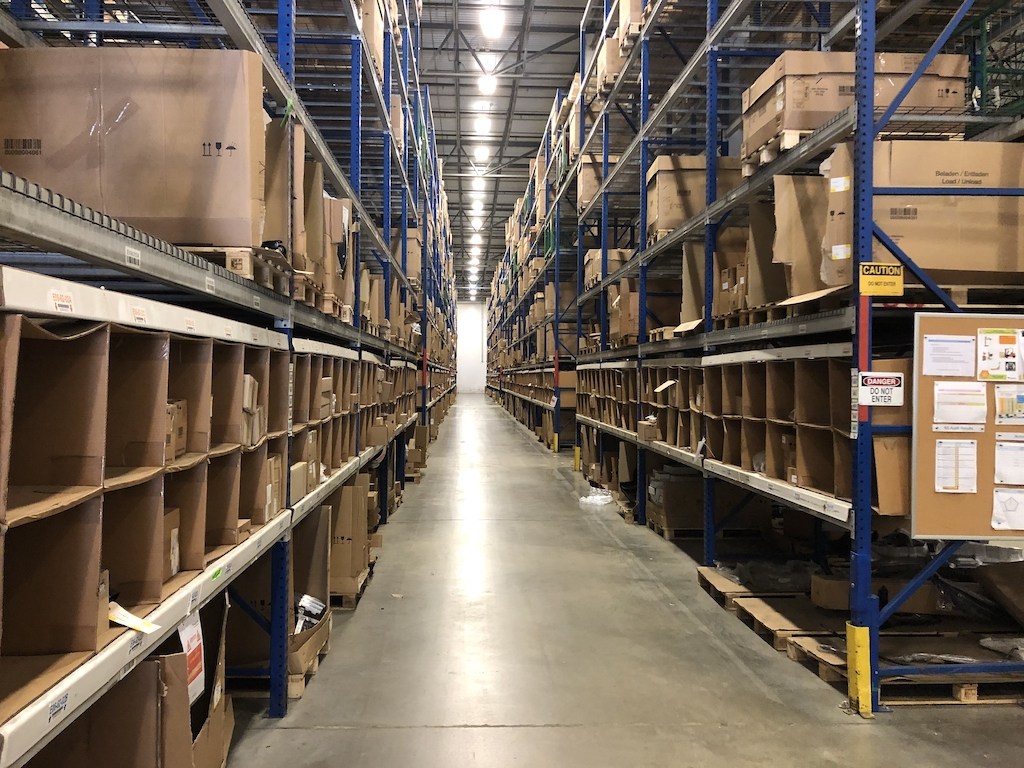 used warehouse equipment in jacksonville, FL