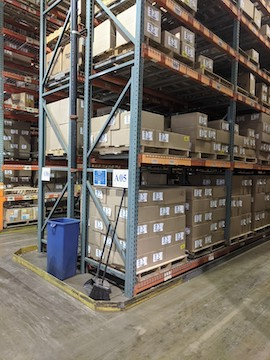 Warehouse liquidations in Fort Worth, TX