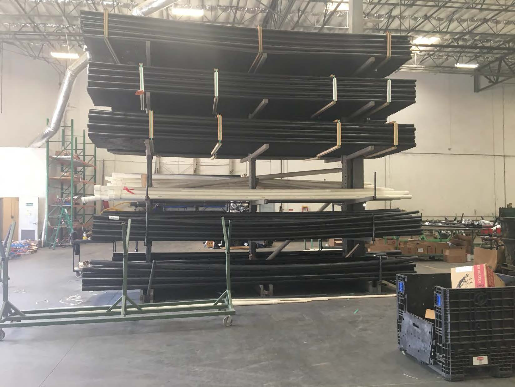 sell industrial racking